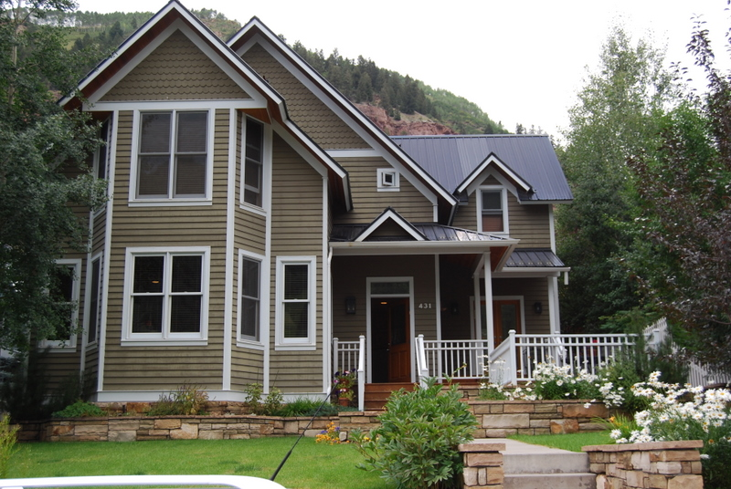 The House in Telluride